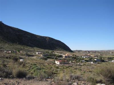 Casas de campo a nuestra derecha