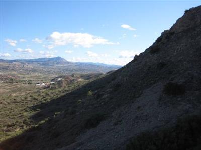 Ladera de Sierra Mediana